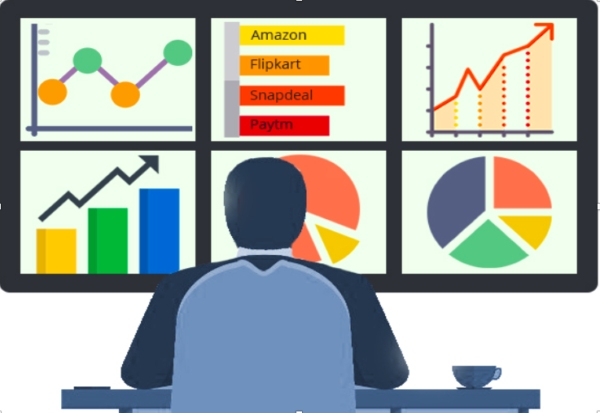Sales data analysis for sales managers