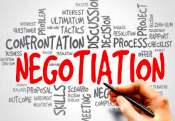 B2B Sales Negotiation